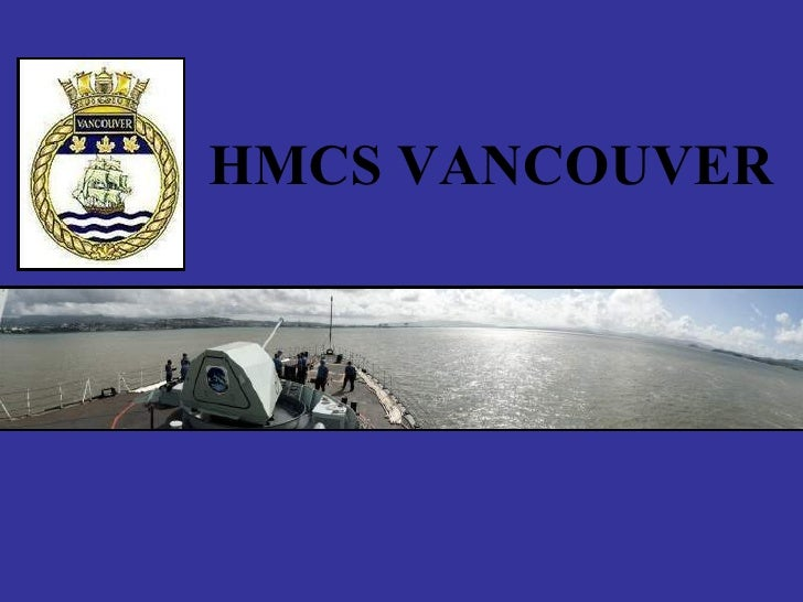 HMCS VANCOUVER