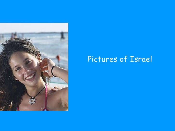 Pictures of Israel