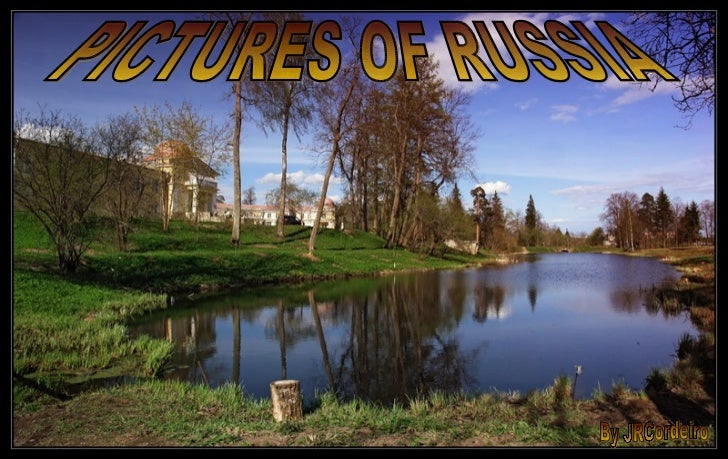 PICTURES OF RUSSIA By JRCordeiro