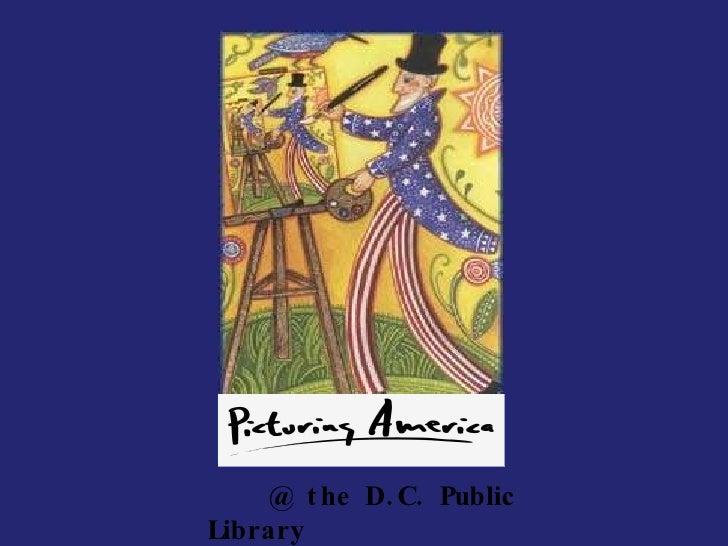 @ the D.C. Public Library