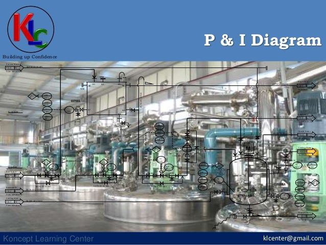 piping & instrument diagram, Wiring diagram