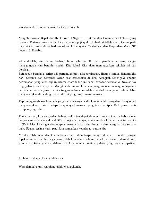 Contoh Teks Pidato Maulid Nabi Muhammad Ramadhan Kalau