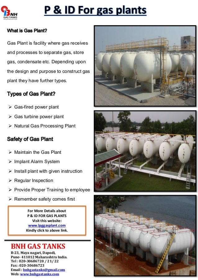 What is Gas Plant?  Gas Plant is facility where gas receives  and processes to separate gas, store  gas, condensate etc. D...