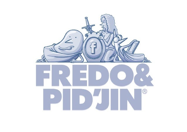 who we are Fredo&Pid'jin® is a weekly web comic with an international readership of over 9 million people. It was created ...