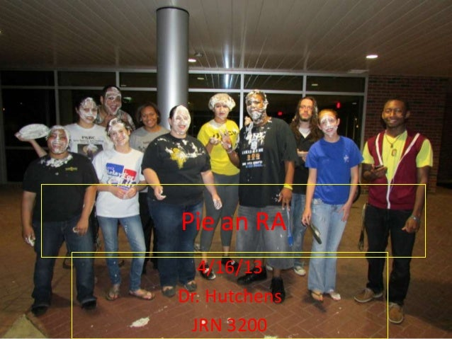 Pie an RA  4/16/13Dr. Hutchens JRN 3200