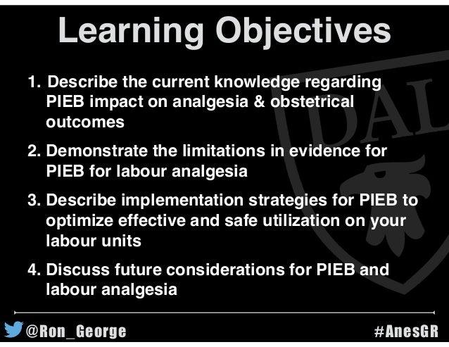 PIEB Labour Analgesia Slide 2