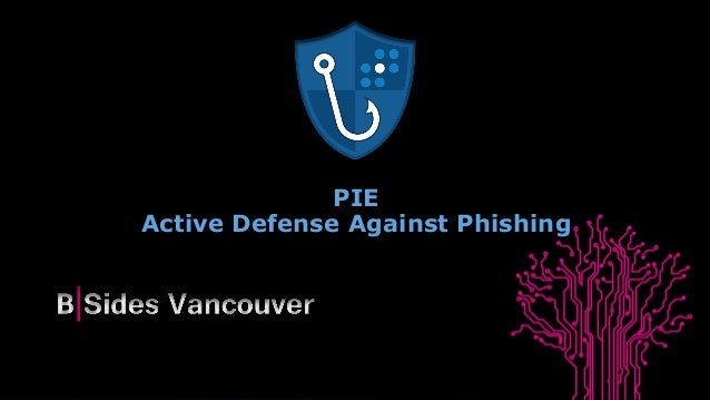 ©LogRhythm 2017. All rights reserved. Company Confidential PIE Active Defense Against Phishing