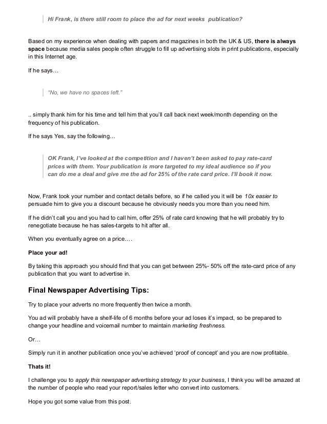Unusual Advertising Contract Template Free Pictures Inspiration