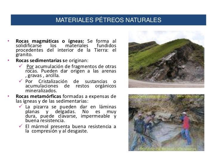 La Piedra Como Material De Construcci N