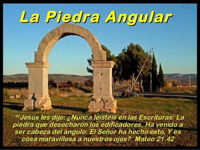 Piedra del angulo for Informacion sobre los arquitectos