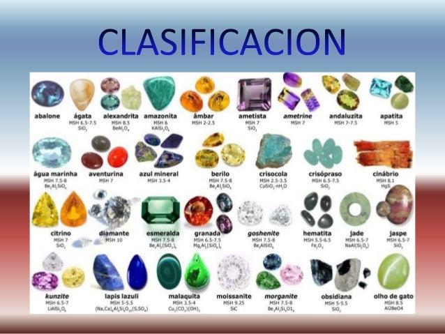 Piedras preciosas for Cual es el color piedra