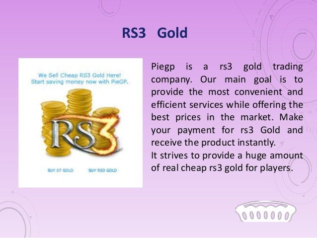 How To Sell Rs Gold For Real Money