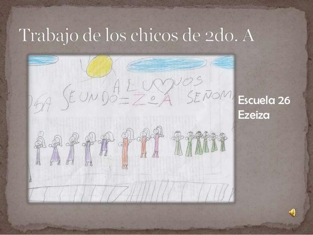 Escuela 26 Ezeiza