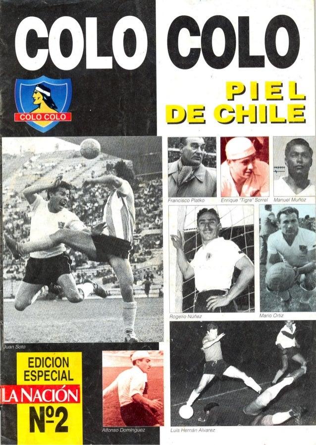 """Revista """"Colo-Colo, piel de Chile"""" Nº2"""