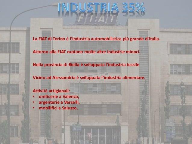 Piemonte for Mobilifici torino e provincia