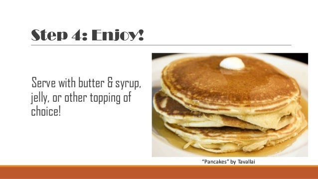 How to make pancakes ccuart Images