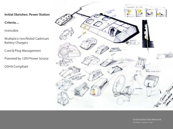 Dewalt Powerstation Design Presentation