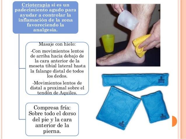 El tratamiento del dolor en los pies a varikoze los síntomas
