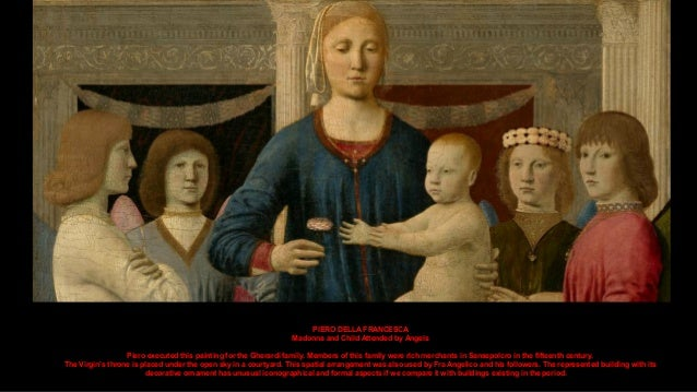 piero della francesca and the use of geometry in his art essay It's a composition case study this week and piero della francesca (1410-92) is an excellent example of how artists use composition not only to put together a painting but also put across a message this man is a master composer of works imbued with a sense of keep calm and carry on .