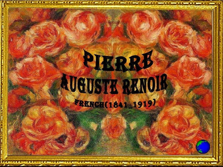 AUGUSTE RENOIR PIERRE  FRENCH(1841_1919)