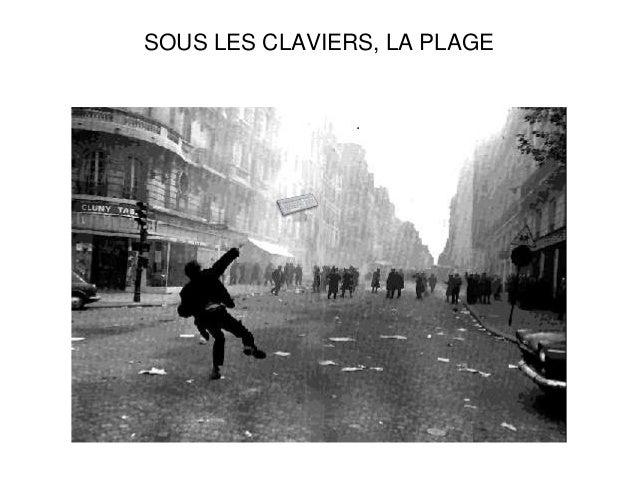 SOUS LES CLAVIERS, LA PLAGE