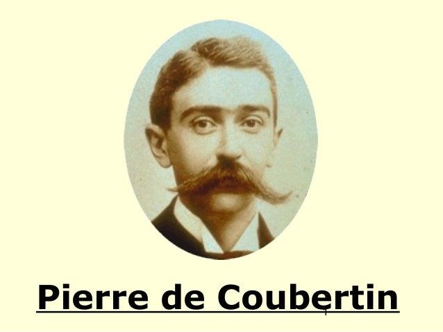 1 Pierre de Coubertin