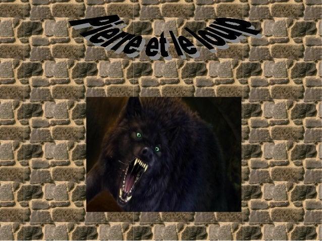Référence du texte du CDI : Titre : Pierre et le loup Auteur : Miguelanxo PRADO, Adaptateur ; Serge Prokofiev, Auteur Résu...