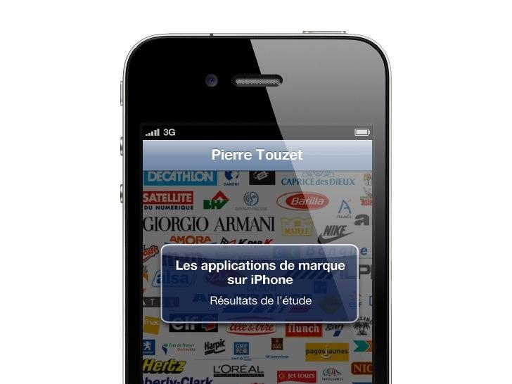 Une application « de marque », c'est quoi ?        Une application de marque, c'est une        application proposée par un...
