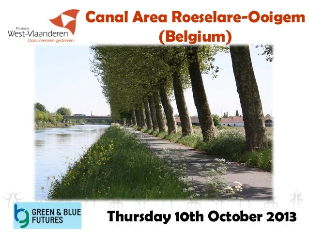 Canal Area Roeselare-Ooigem (Belgium)  Thursday 10th October 2013 1