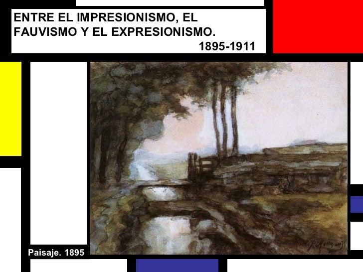 Piet Mondrian, 1872 1944. Slide 3