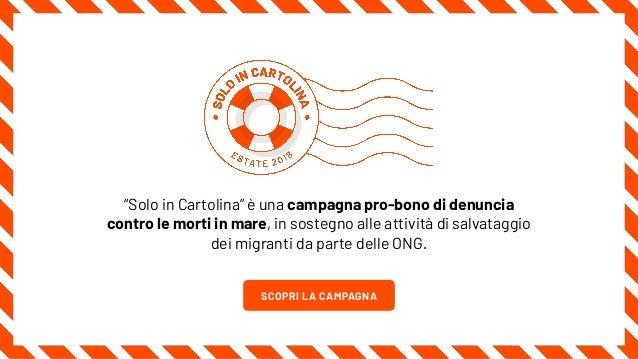 Pietro Gregorini - Solo in Cartolina: creativity for change Slide 3