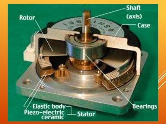 Piezoelectric Ultrasonic