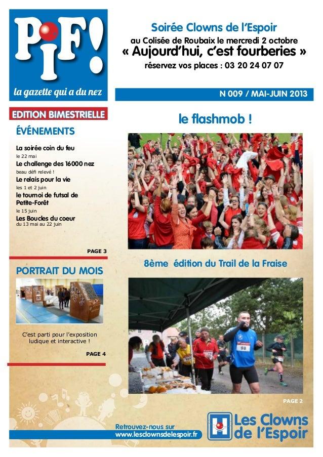 Soirée Clowns de l'Espoir au Colisée de Roubaix le mercredi 2 octobre  « Aujourd'hui, c'est fourberies » réservez vos plac...