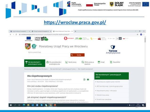 www.rpo.dwup.pl Program Rozwoju Obszarów Wiejskich na lata 2014-2020 Dotacje zakładanie/ rozwój działalności pozarolniczej