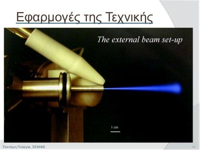 Εφαρμογές της Τεχνικής 14Τσιντάρη Πελαγία, ΣΕΜΦΕ