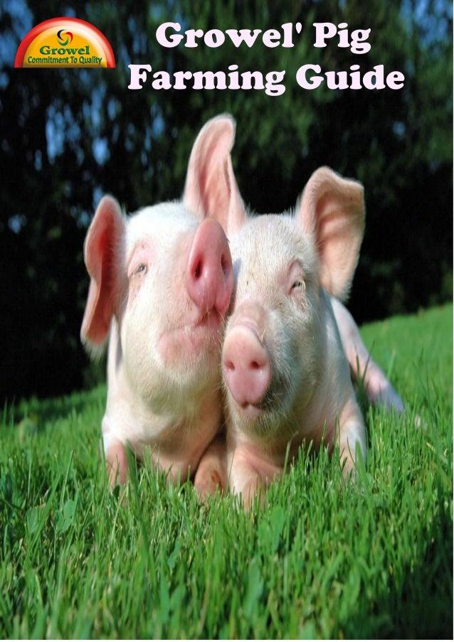 Growel' Pig Farming Guide