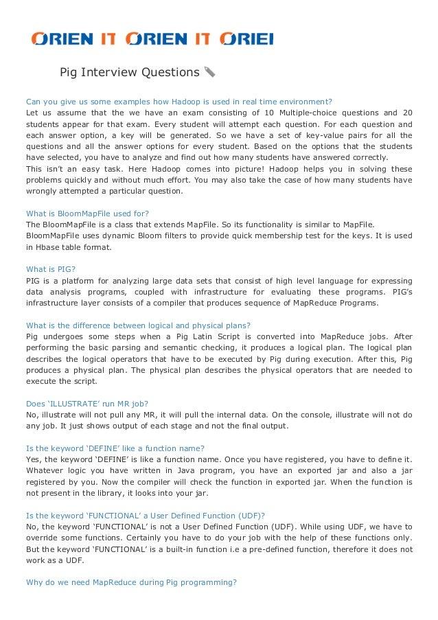 3/26/2015 Pig Interview Questions data:text/html;charset=utf-8,%3Cdiv%20class%3D%22article-header%22%20style%3D%22margin%3...