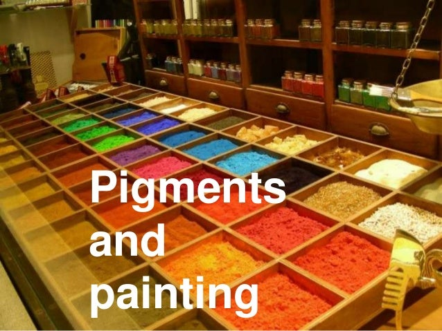 Pigments Before the Industrial Revolution (1760-1840), the range of color available for art and decorative uses was techni...