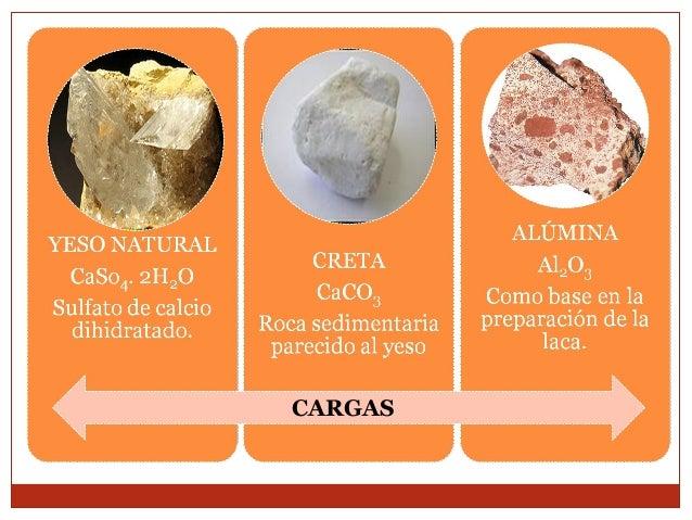 PIGMENTOS ORGÁNICOS NATURALES