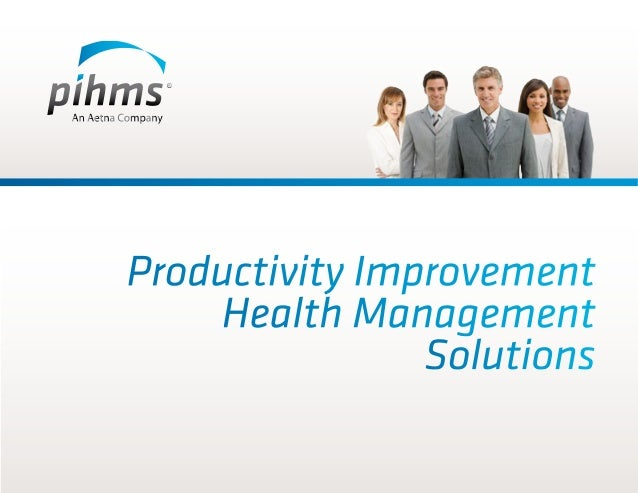 Who is pihms®?           Founded in 1995 as a Consulting Firm.           Headquartered in Pittsburgh.           Evolved in...