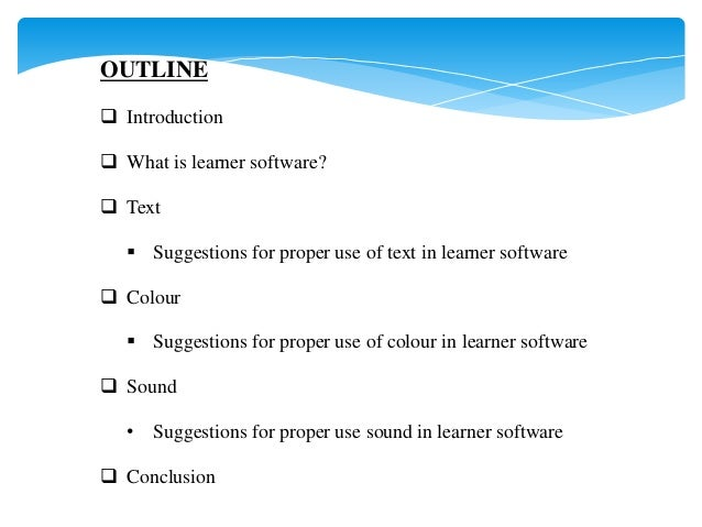 presenting information essay Consider the difference between presenting information consider the difference between presenting information in a face-to-face environment versus an.