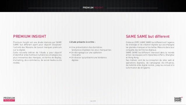 Premium Insight Juin 2013 fr Slide 2