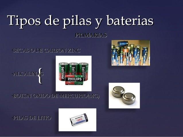 Pilas con las pilas - Tipos de pilas de boton ...