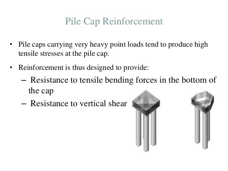 types of pile foundation ppt