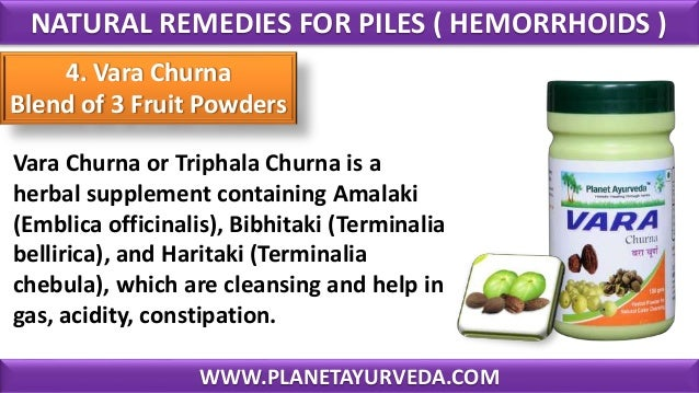 Natural Herbal Remedies For Constipation