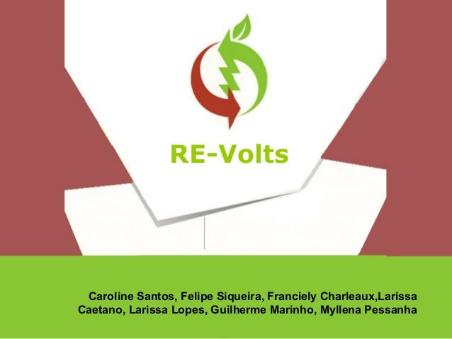 Caroline Santos, Felipe Siqueira, Franciely Charleaux,Larissa Caetano, Larissa Lopes, Guilherme Marinho, Myllena Pessanha ...