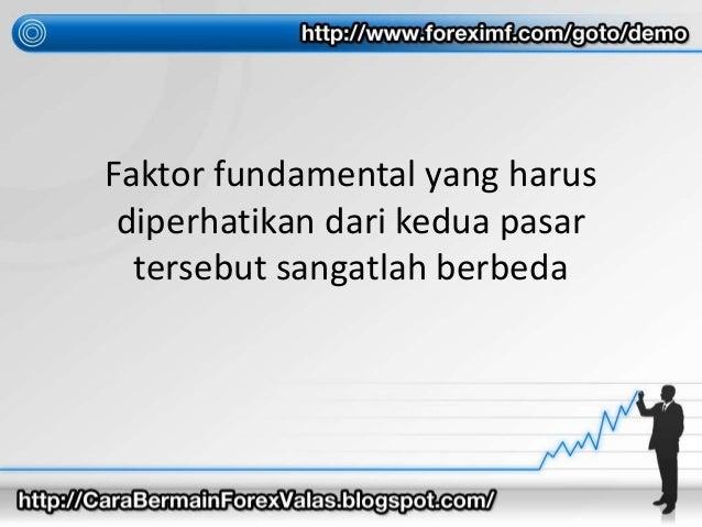 Bagaimana bermain saham forex