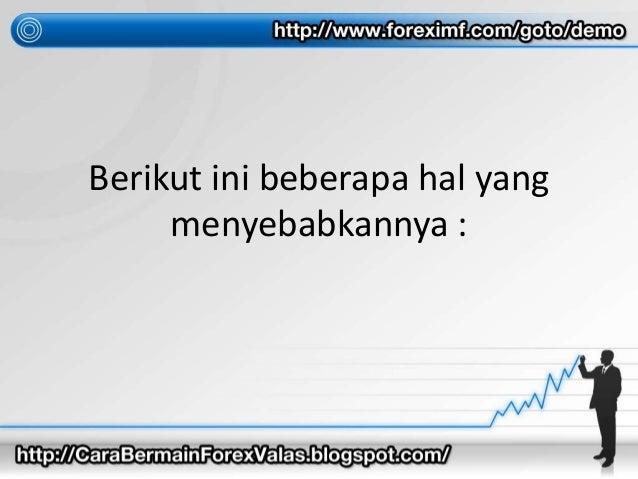 Cara bermain saham forex