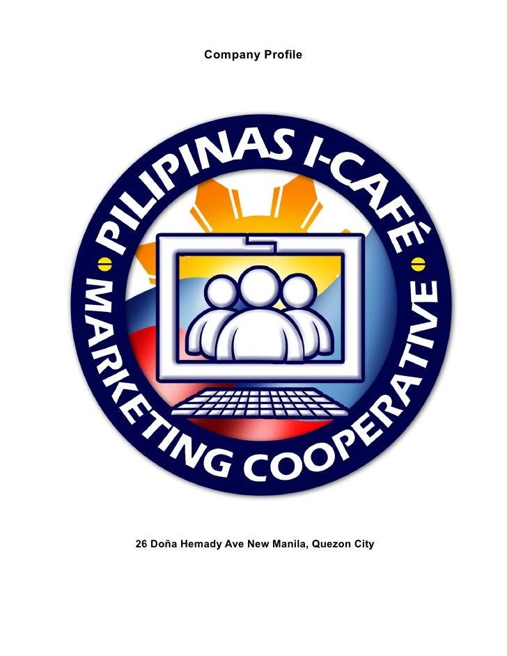 Company Profile     26 Doña Hemady Ave New Manila, Quezon City