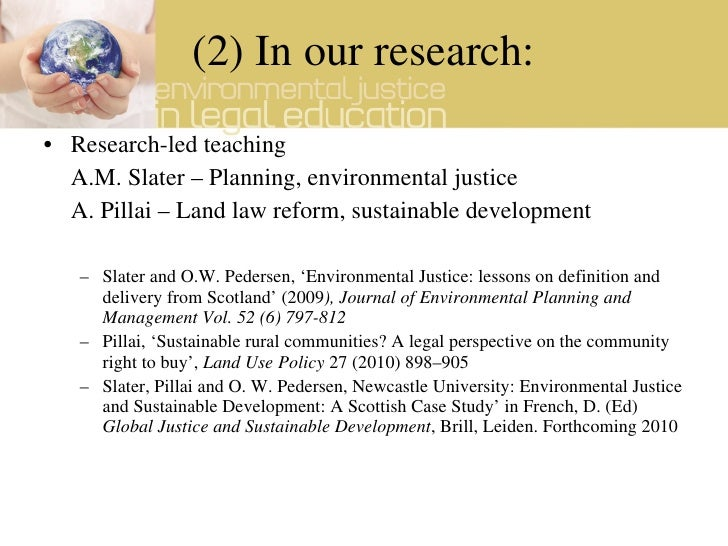 environmental case study topics